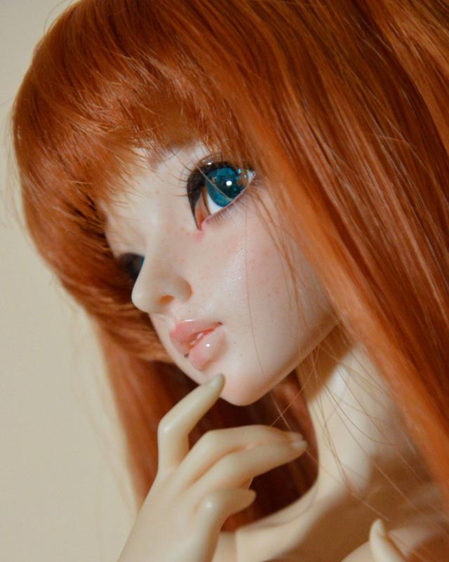 Mes dolls ! Happy Halloween : (Lyllicat / NB  p2) Dsc_3029