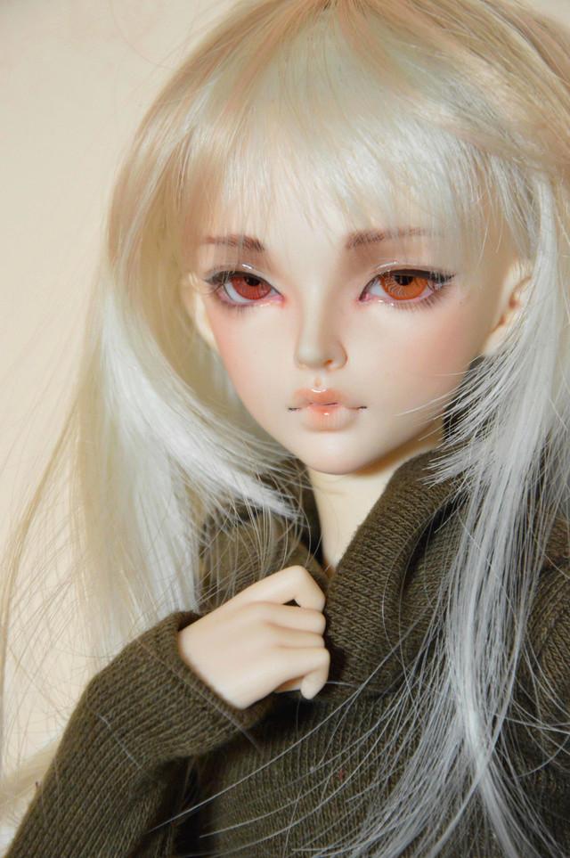 Mes dolls ! Happy Halloween : (Lyllicat / NB  p2) Dsc_3035