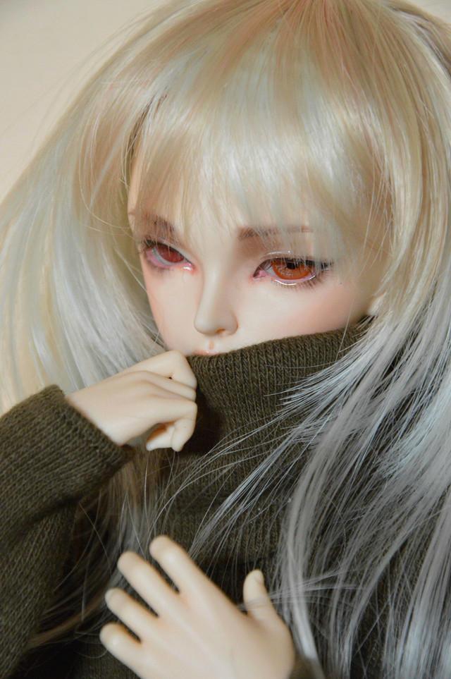 Mes dolls ! Happy Halloween : (Lyllicat / NB  p2) Dsc_3036