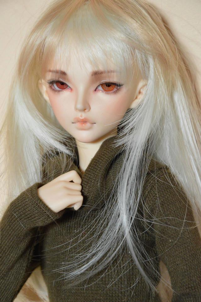 Mes dolls ! Happy Halloween : (Lyllicat / NB  p2) Dsc_3040
