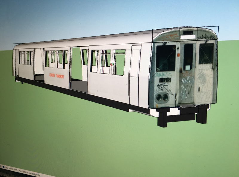 Overhauling trains from the London Underground Network 3627a410