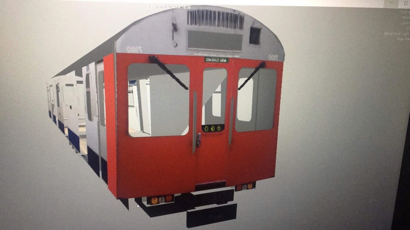 Overhauling trains from the London Underground Network 3f156b10