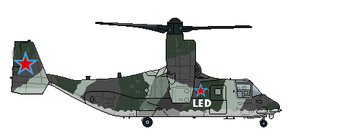 Etat de l'armée de l'air lédonienne Aviond10