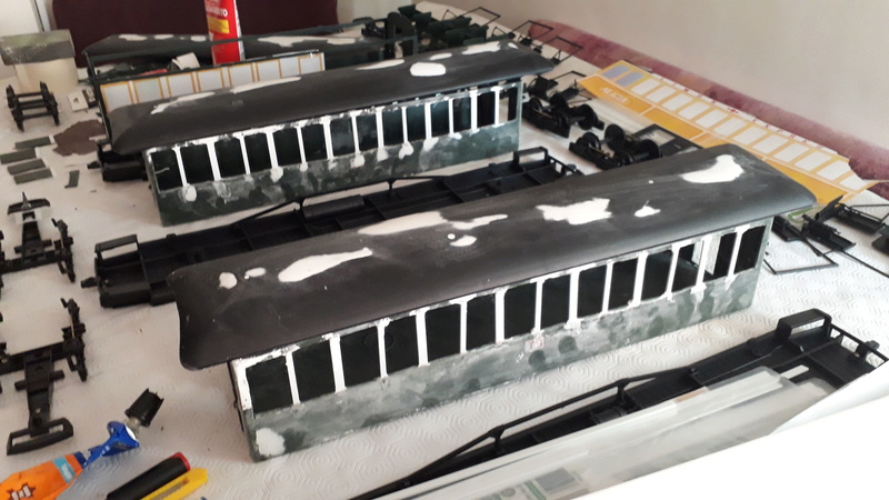 Construcció dels cotxes de viatgers Carcaixent-Dénia (Limón Exprès) a partir de vagons LGB - Página 2 Img-2023
