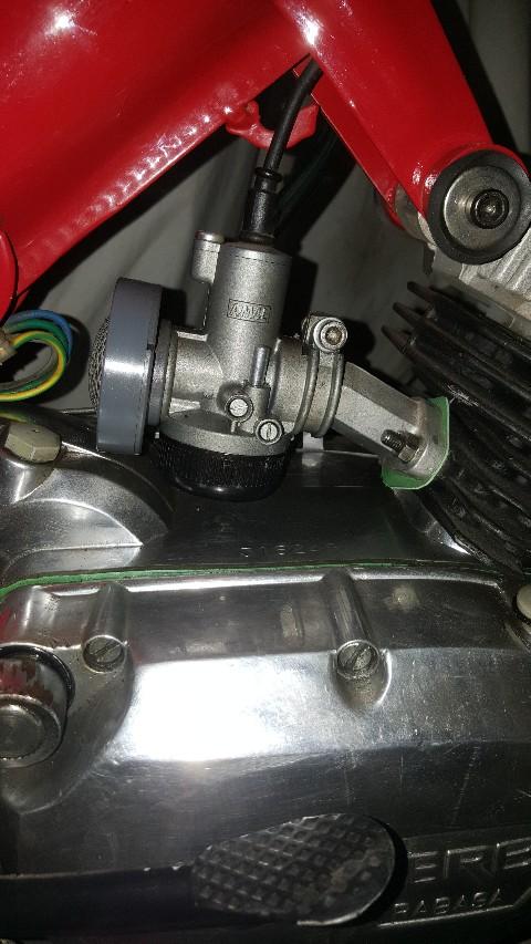 Cambio de carburador para mi Antorcha  20180610