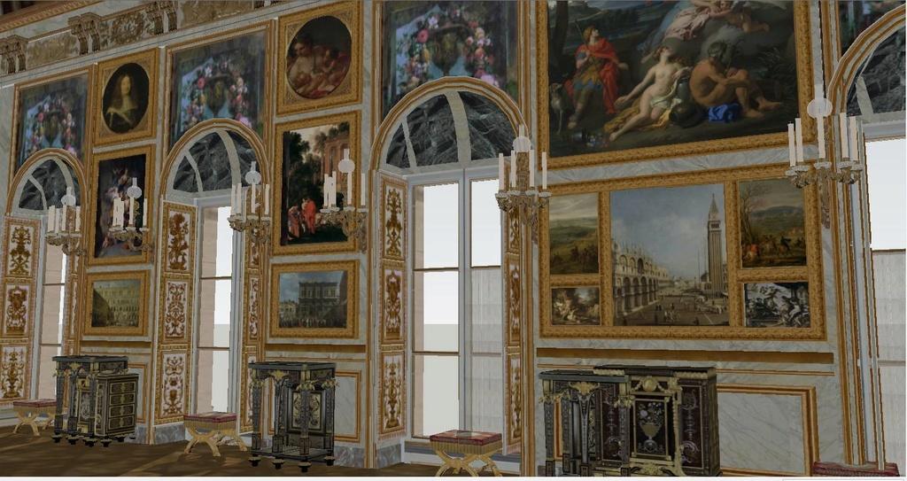 Le château de Saint-Cloud - Page 10 Galeri13