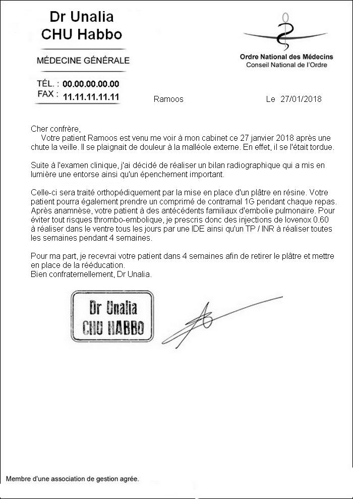[CHU] Rapports D'actions RP de Unalia59 Compte14