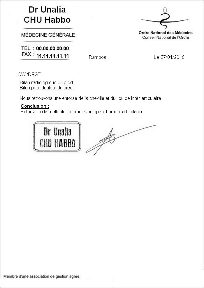 [CHU] Rapports D'actions RP de Unalia59 Compte15