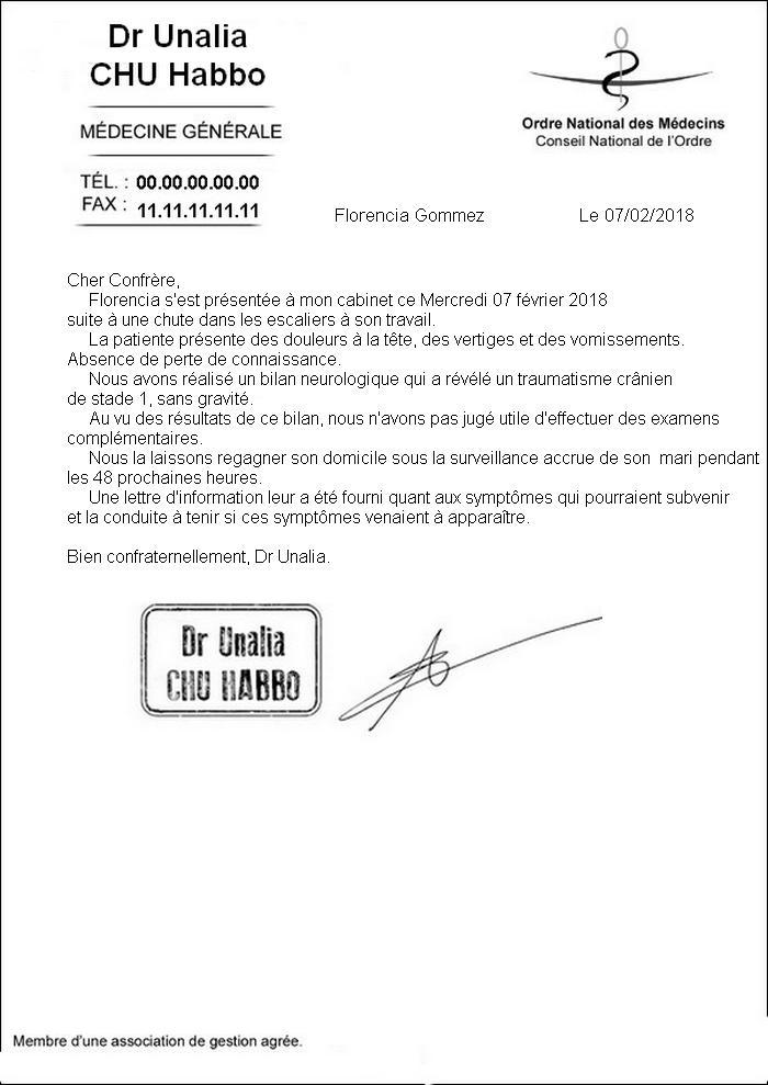 [CHU] Rapports D'actions RP de Unalia59 Compte18
