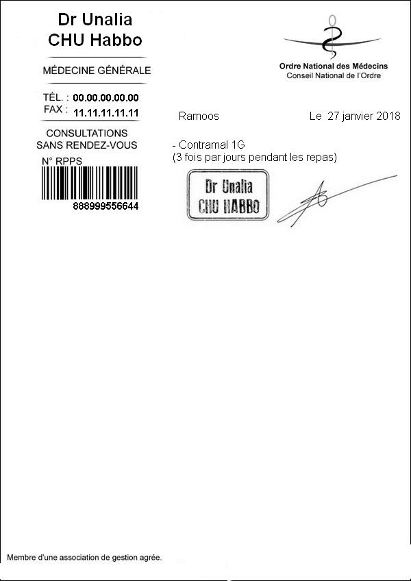 [CHU] Rapports D'actions RP de Unalia59 Ordonn14