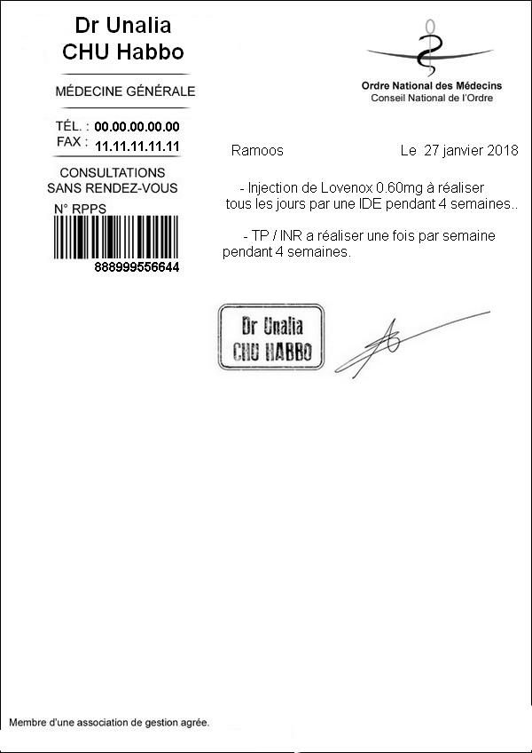 [CHU] Rapports D'actions RP de Unalia59 Ordonn15