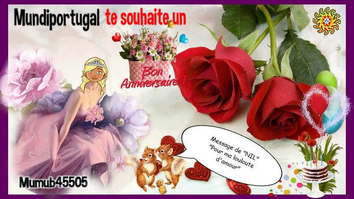 joyeux anniversaire Mumub45505  Dc024112
