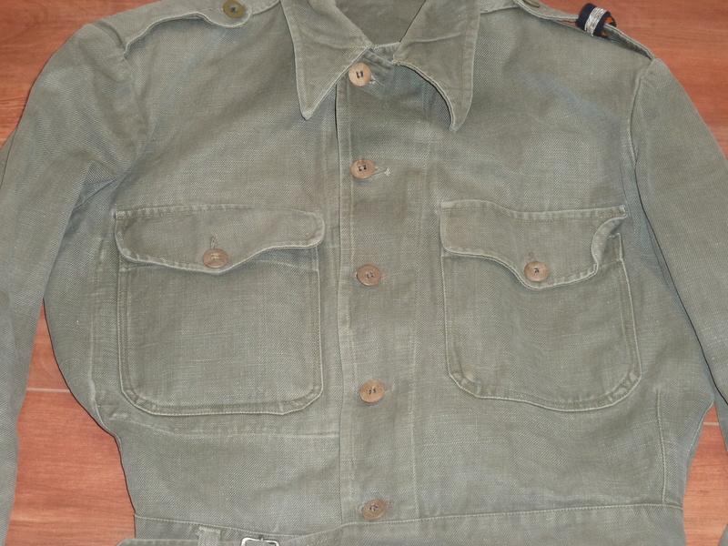 Ma première tenue FFI. P1050716