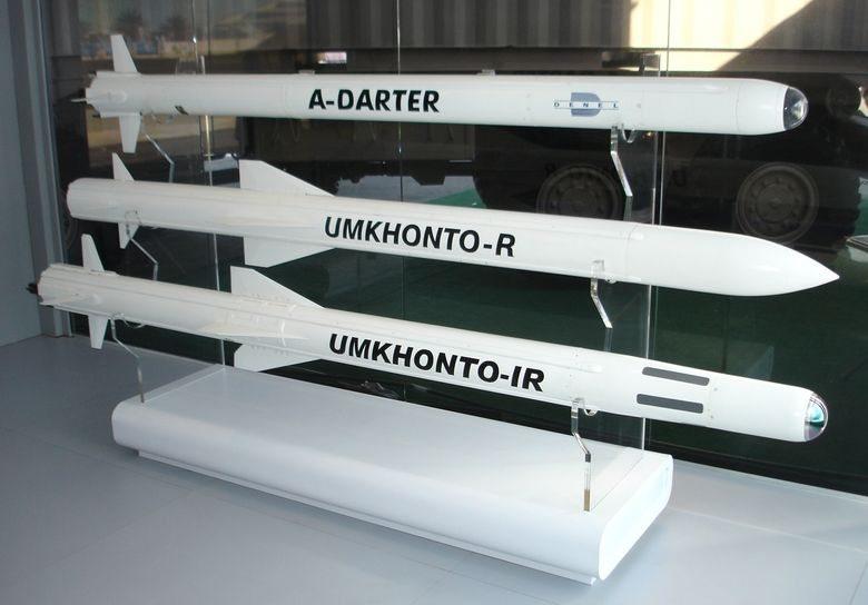 صواريخ umkhonto الجزائرية Umkhon10