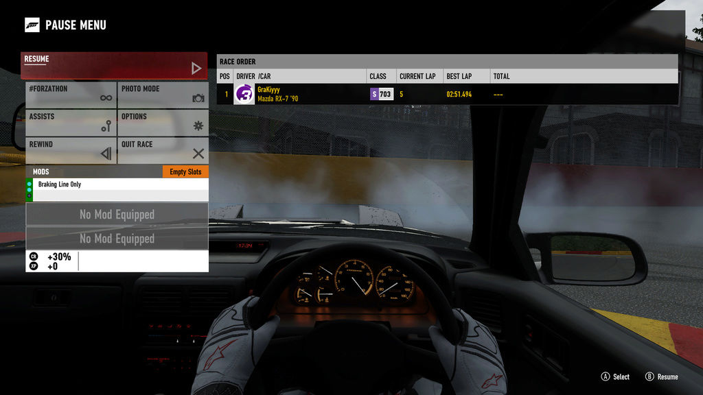 FM7 Time Attack | Open HP (FWD/RWD) - Circuit De Spa Rx7_fc10