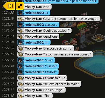 {C.H.U} Rapport d'actions RP de Mickey' 319