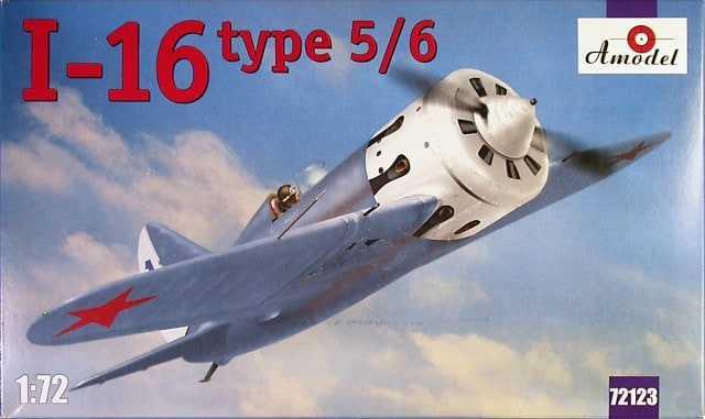 Polikarpov I-16. Du proto au I-185. P&J, Amodel, ICM , ArtModel , Eastern Express MSD 1/72.  - Page 2 01_5-610