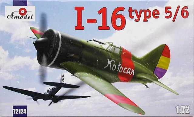 Polikarpov I-16. Du proto au I-185. P&J, Amodel, ICM , ArtModel , Eastern Express MSD 1/72.  - Page 2 02_5-610