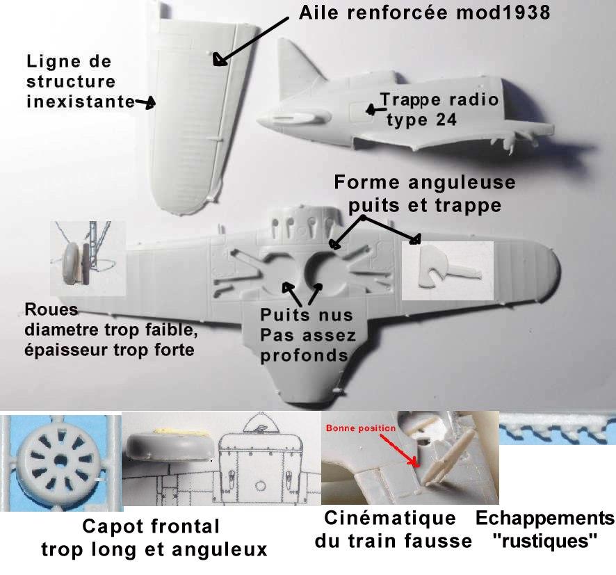 Polikarpov I-16. Du proto au I-185. P&J, Amodel, ICM , ArtModel , Eastern Express MSD 1/72.  - Page 2 04_dyf11