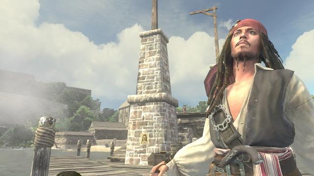 juego piratas del caribe el fin del mundo full y en español 217