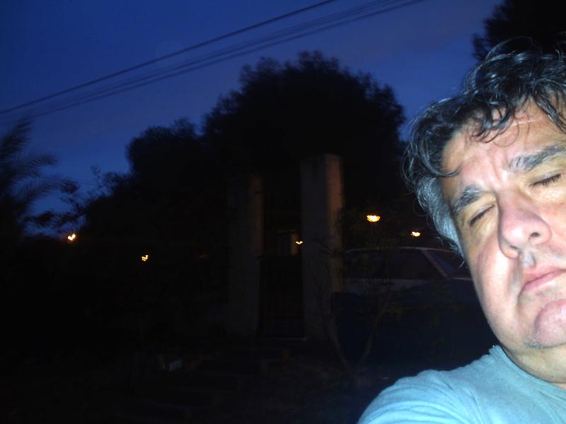 mis selfie con el fenómeno orbe... Pict4911