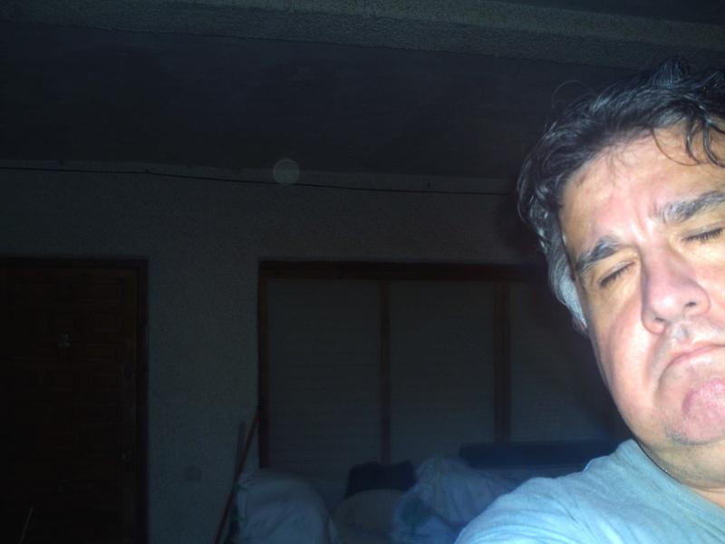 mis selfie con el fenómeno orbe... Pict5510