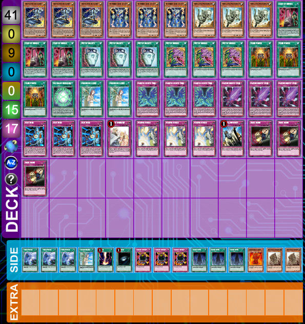 [Top Decklists] Live #5 4qlqd010
