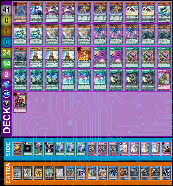 [Top Decklists] Live #4 Dtcuot11