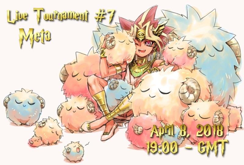[Meta] Live Tournament #7 Idh8fj10