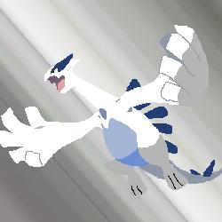 [GRABOUILLAGES] Quelques Pokémons... Lugia10