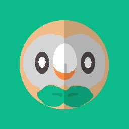 [GRABOUILLAGES] Quelques Pokémons... Rowlet10