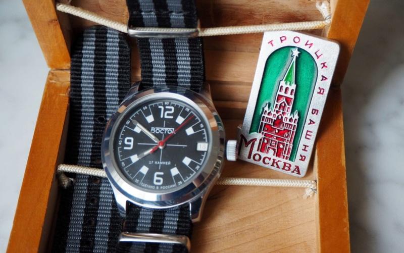 Nos montres avec un objet russe ou soviétique - Page 2 Pc020510