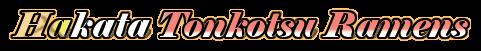 [LN/MANGA/ANIME] Hakata Tonkotsu Ramens Titre10