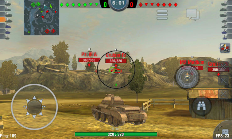 World of Tanks Blitz 22-74010