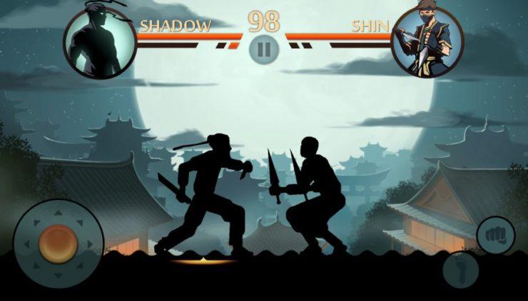 Shadow Fight 2 Shadow10