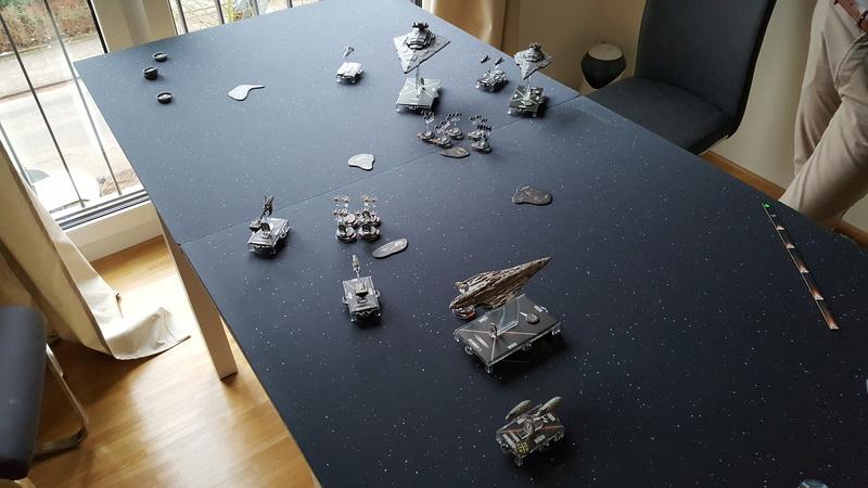 [Armada] Star Wars Armada - Liga Hamburg  20180112