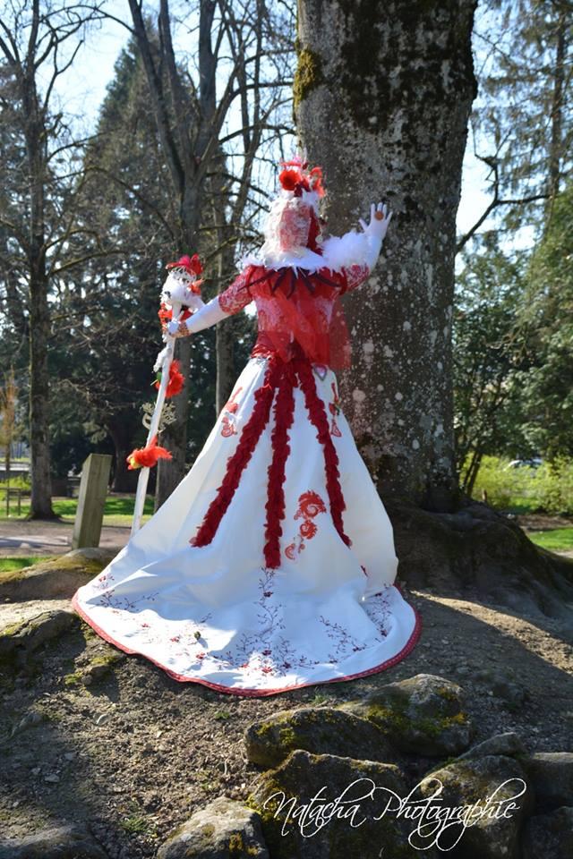 [terminé] la Reine Cardinal: 3e costume vénitien Photo_14