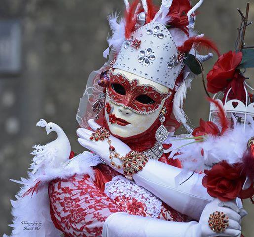 [terminé] la Reine Cardinal: 3e costume vénitien Photo_16