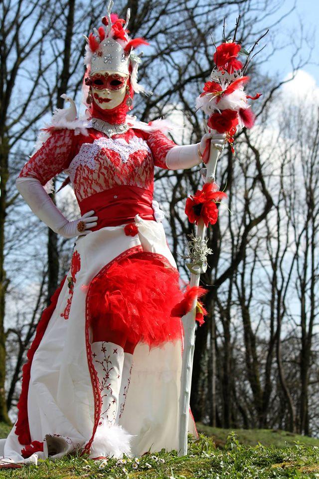 [terminé] la Reine Cardinal: 3e costume vénitien Photo_17