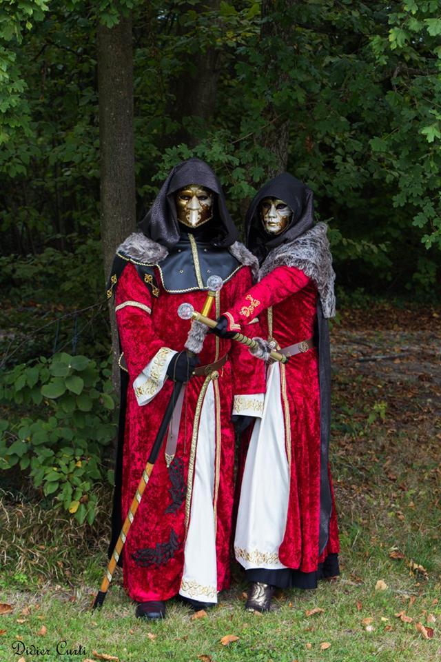 [terminé]le costume duo de mages Photo_19