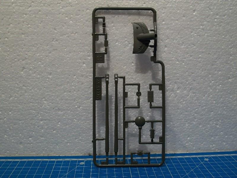 AMX 13 canon de 105 1/35ème Réf L 781 13-10525