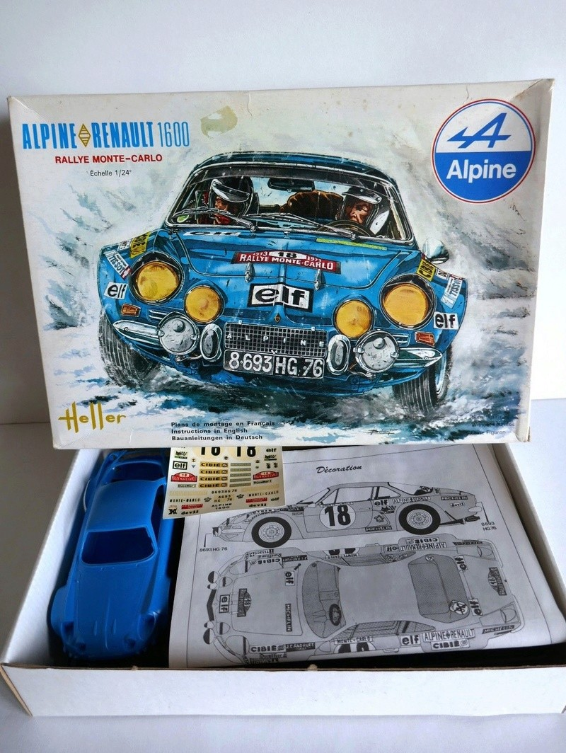 ALPINE 1600 S - 1/24 - REFERENCE : L761 - NOTICE  Alpine10