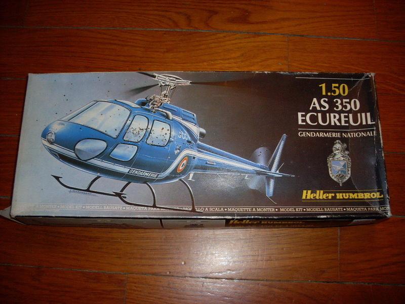AS 350 Ecureuil (Réf. 80487) 1/50  As_35010