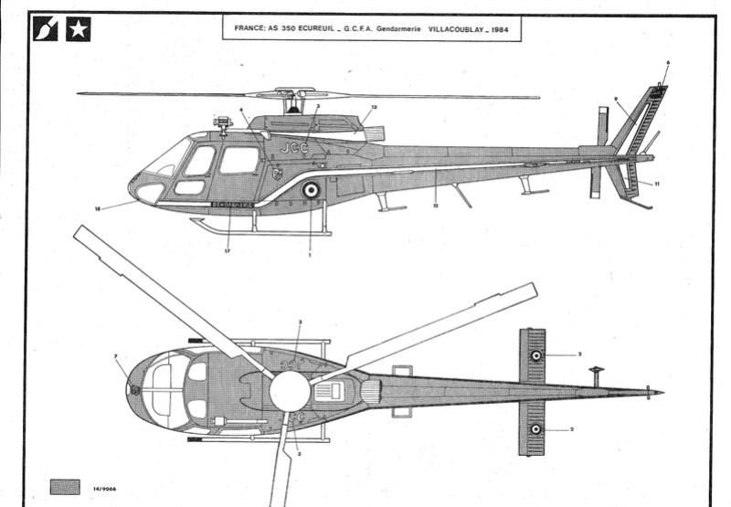 AS 350 Ecureuil (Réf. 80487) 1/50  As_35012