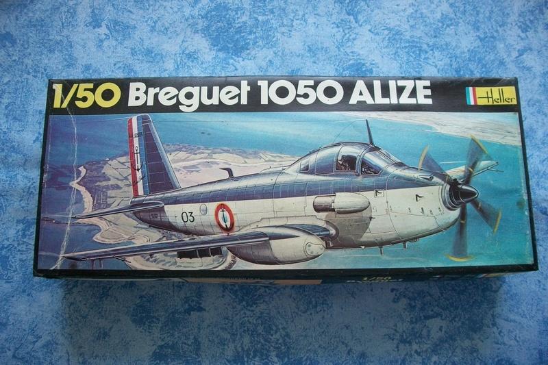 Bréguet 1050 Alizé (Réf. 505) 1/50  Heller10