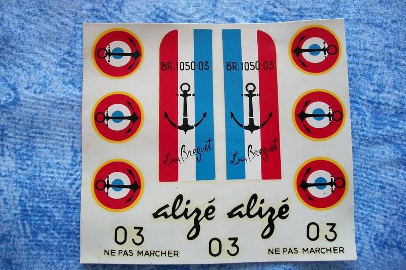 Bréguet 1050 Alizé (Réf. 505) 1/50  Heller11