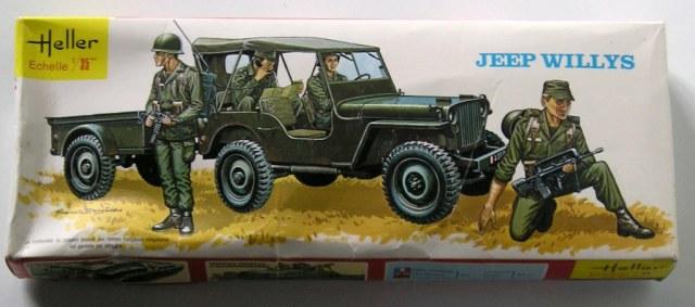 Qui achete du blindé HELLER? - Page 2 Jeep_w11