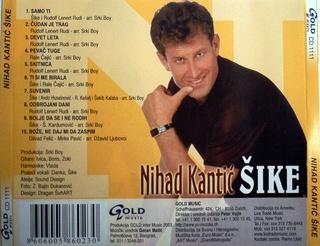 Nihad Kantic Sike - Diskografija  14_sik10