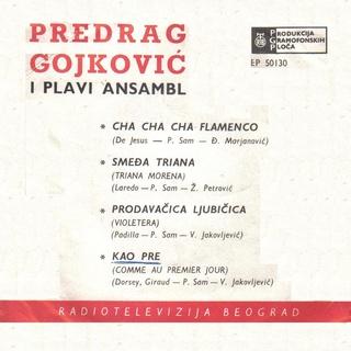 Predrag Gojkovic Cune - Diskografija  1964-210