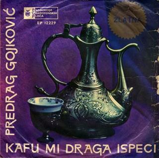 Predrag Gojkovic Cune - Diskografija  1965-210